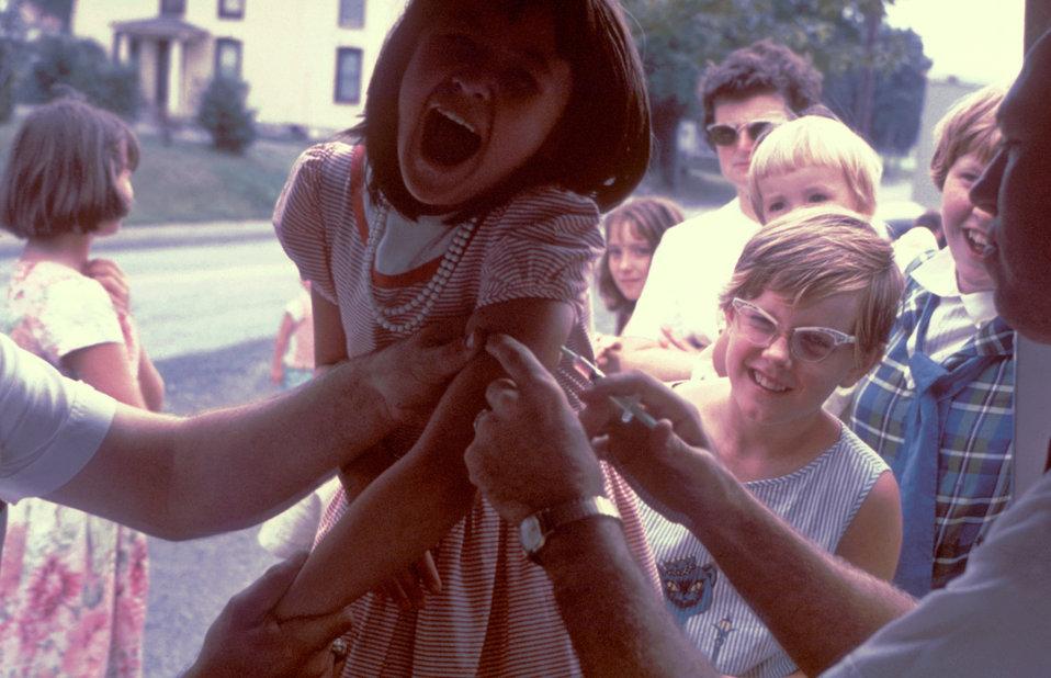 Očkováním postižené dítě si bolestné nezaslouží